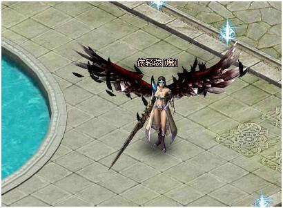 就是天使之翼图片